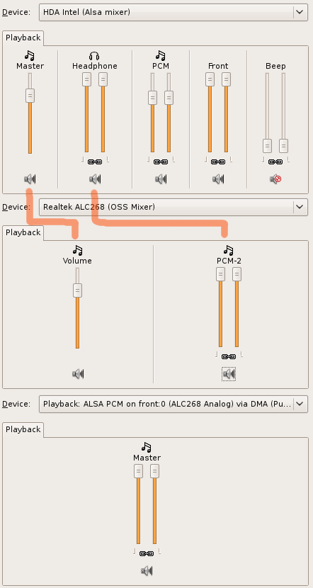linux audio confusing as ever ~ numerodix blog